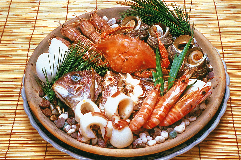 Ehime Prefecture Food - Horakuyaki