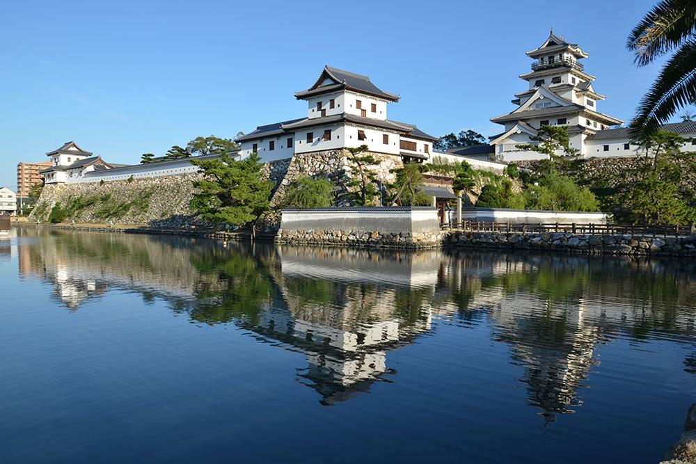 Ehime Prefecture Tour Spot - Imabari Castle