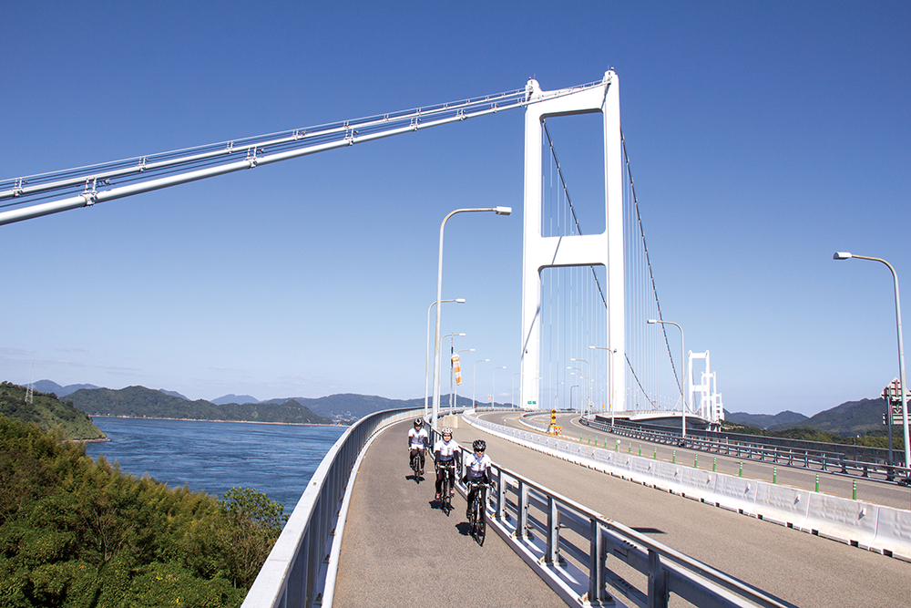 Ehime Prefecture - Kurushima Kaikyo Bridge