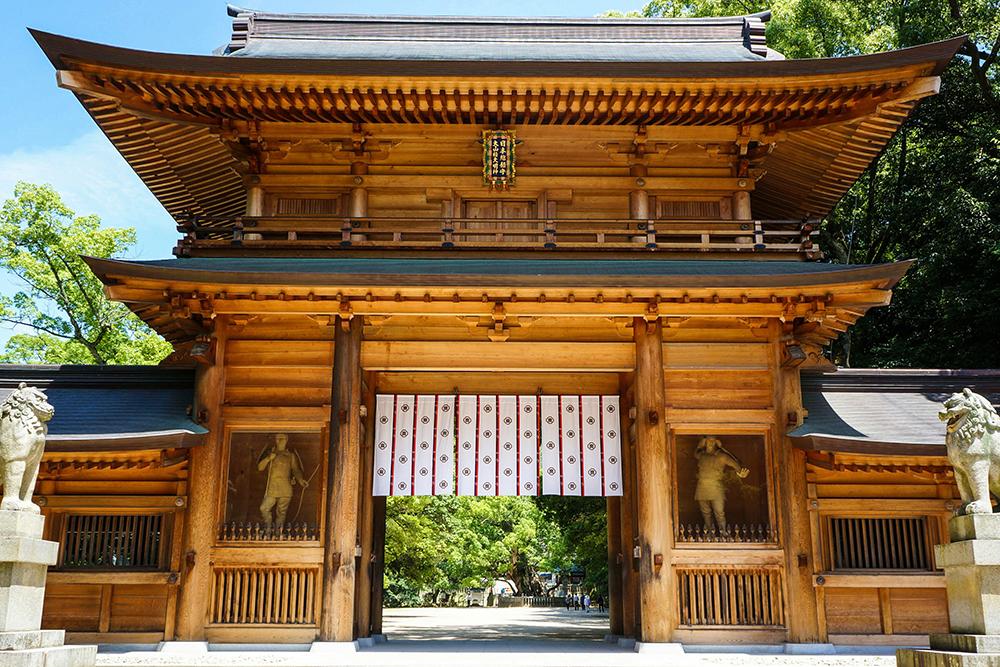 Ehime Prefecture Tour Spot - Oyamazumi Shrine