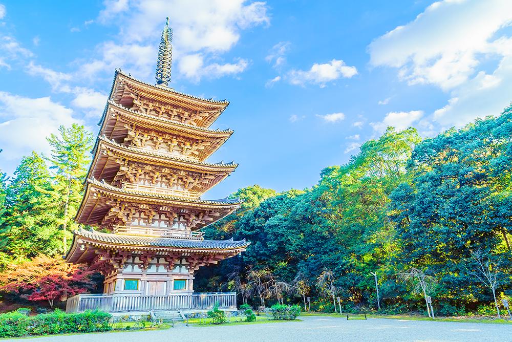 Daigoji Temple in Kyoto