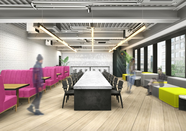 The Millennials Shibuya - Coworking & Event Space