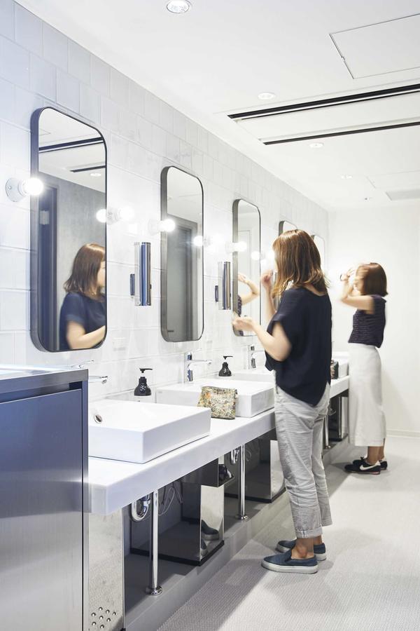 The Millennials Kyoto - Toilet Room