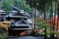Gero Onsen – Yunoshimakan established in 1931