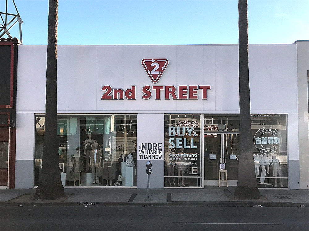 2nd STREET Melrose