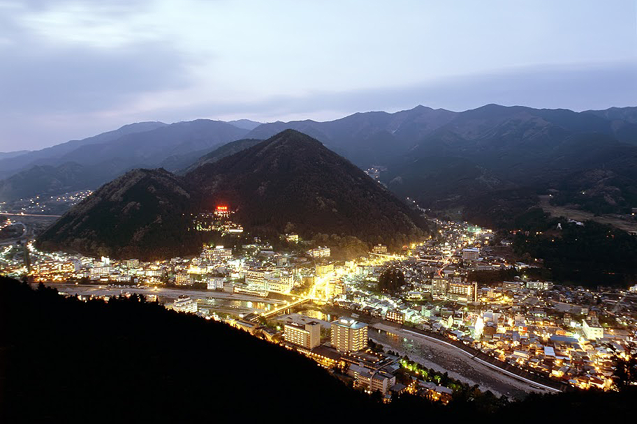 Gero Onsen in Gife Prefecture 01