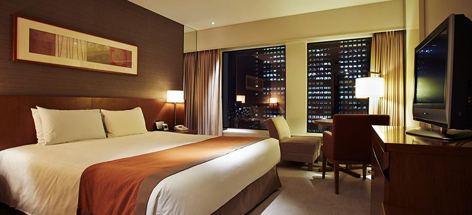 Keio Plaza Hotel Tokyo - Standard Room