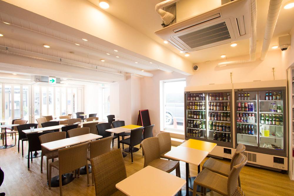 Sakura Hotel Nippori Dining Room 01