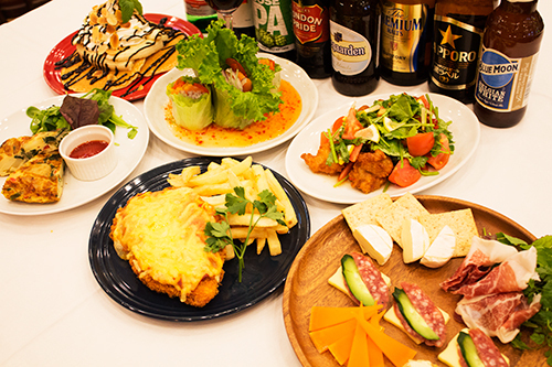 Sakura Hotel Nippori Food 03