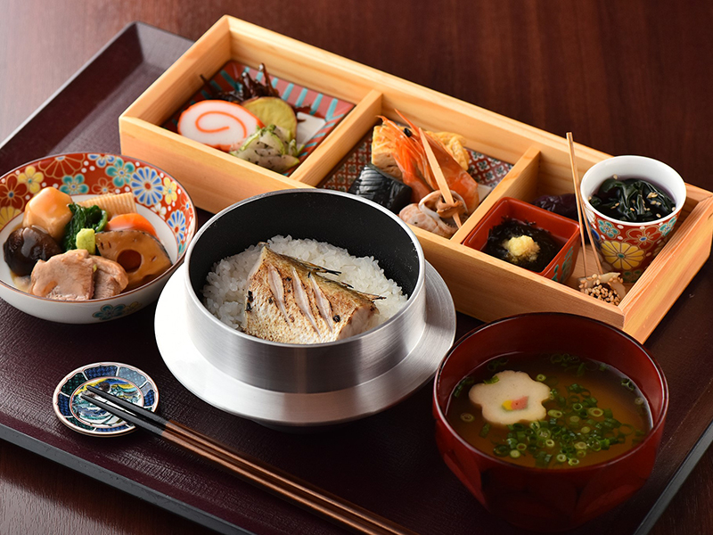Hotel Wing International Premium Kanazawa Ekimae - Hokurikuzukushi no Kamameshi Gozen