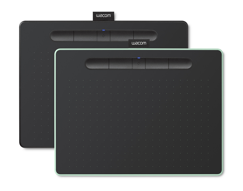"Wacom - ""Get Creative"" with Wacom's new Intuos pen tablet"