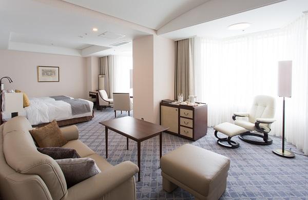 06-Imperial Hotel Tokyo Premium Tower Floors - Premiere Deluxe
