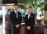 Park Hotel Tokyo - Lobby Concierge and Restaurant Concierge