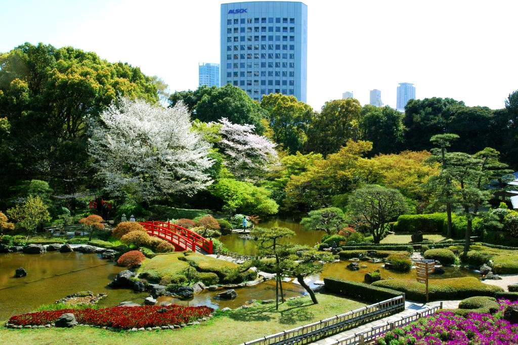 Hotel New Otani Tokyo - Japanese Garden 02