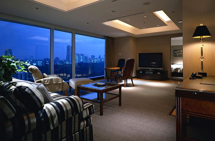 "Presidential Suite \""HIROSHIGE\"""