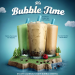 Caribou Coffee's New Bubble Drinks