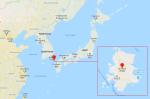 Iki Island, Ngasaki Prefecture of Japan