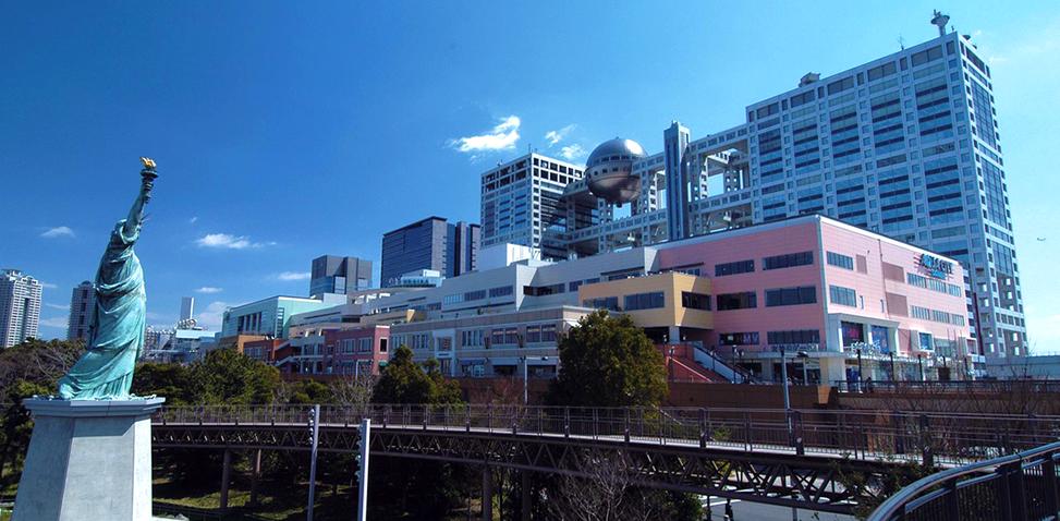 Aquacity Odaiba - Photo