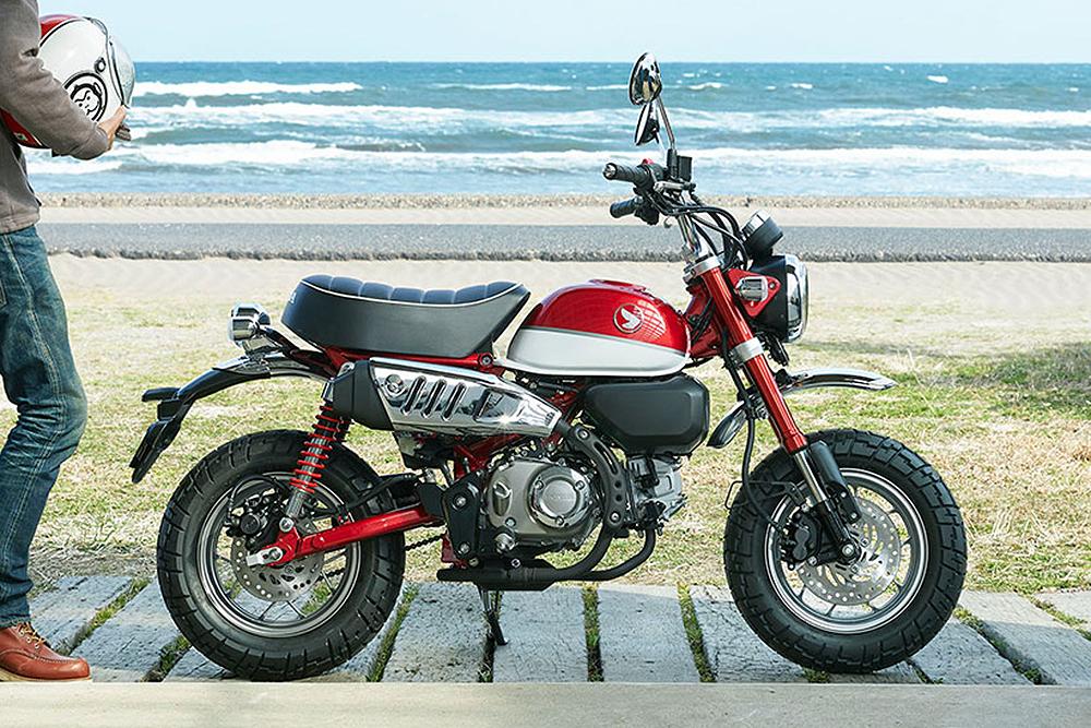 Honda: Monkey Hero 2019