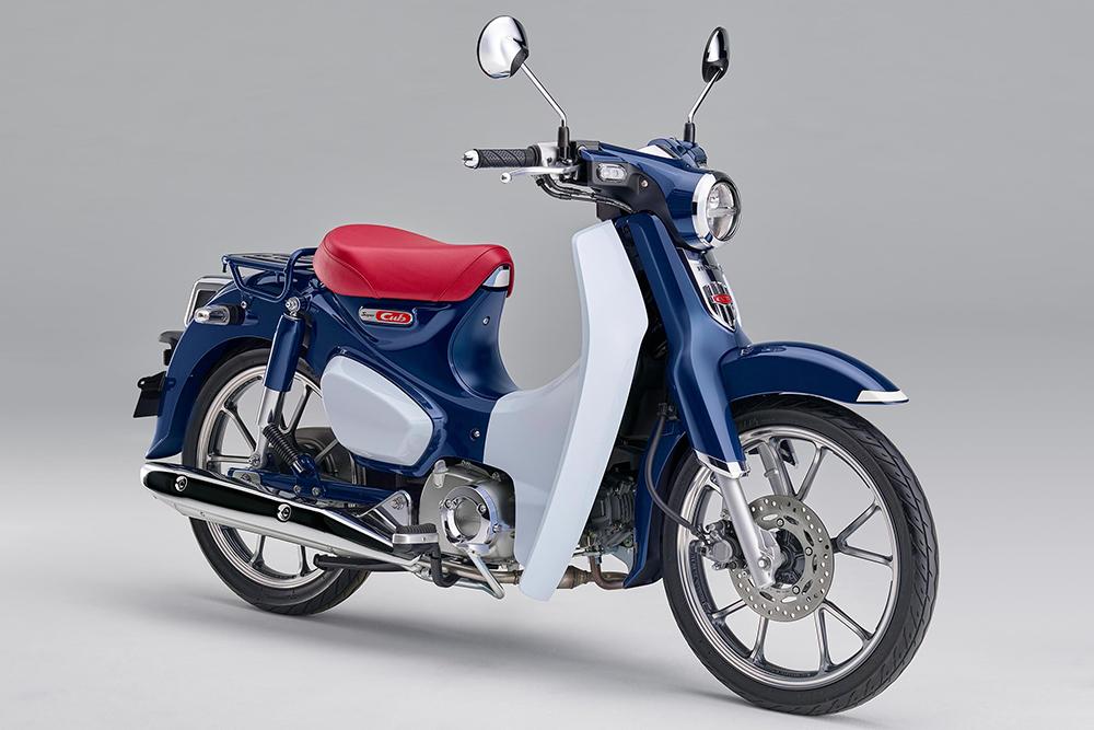 Honda: Super Cub 2019