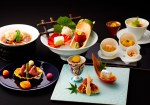 Keio Plaza Hotel Tokyo's restaurants will serve specially prepared foods using porcelain from the Arita and Imari regions.