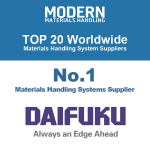 No.1 Materials Handling Systems Supplier: Daifuku