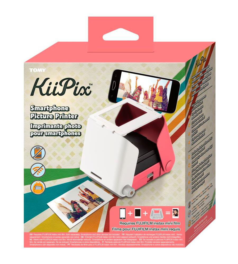 Printoss KiiPix - Box