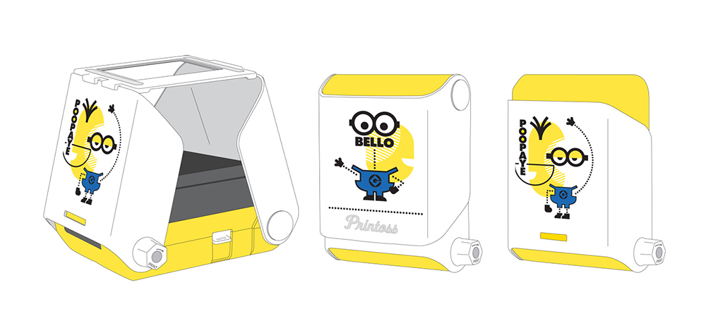 Printoss Minions to be released in November 2018!