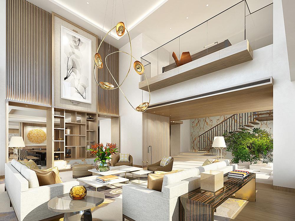 The Okura Prestige Tower Imperial - Suite