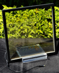 Square Foot ClearView Power™ Prototype Window