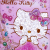 Jewelry Art Painting - Hello Kitty 02