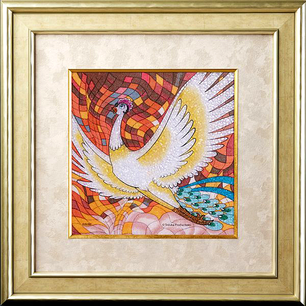 Jewelry Art Painting - Phoenix 03