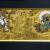 Jewelry Art Painting - Wind God and Thunder God/ Tawaraya Sotatsu