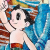 Jewelry Art Painting - Astro Boy 01