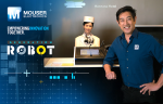 Global distributor Mouser Electronics and engineer spokesperson Grant Imahara