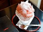 Nikko Coffee Goyoteidori's Shaved Ice