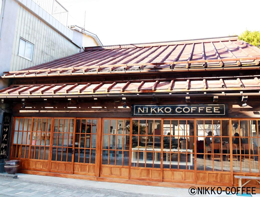 Nikko Coffee Goyoteidori in Honcho, Nikko