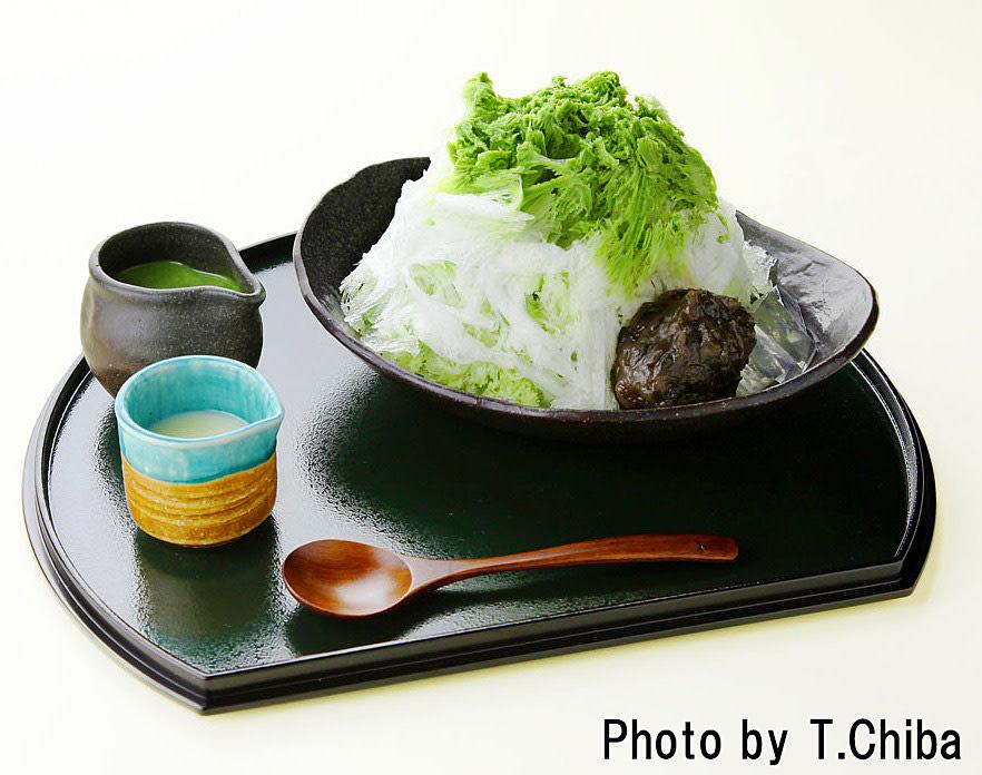 Nikko Kanaya Hotel Japanese Cafe Shou's Shaved Ice