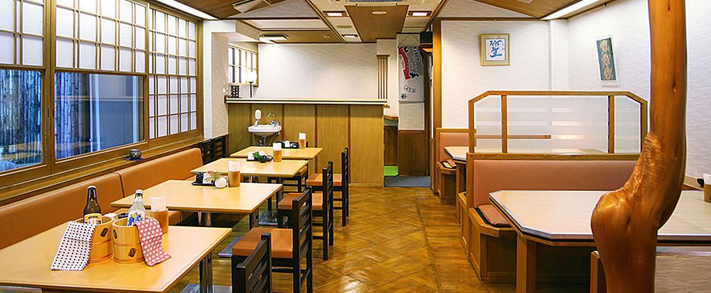 Nikko Kanaya Hotel Japanese Cafe Shou