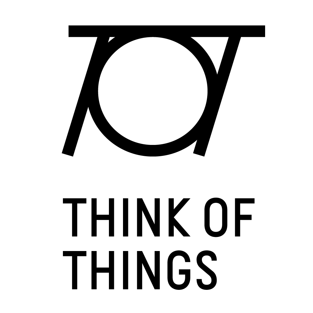 THINK OF THINGS - Logo