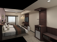 Hotel Sonia Otaru – Located along the scenic Otaru Canal and equipped natural hot-spring bath