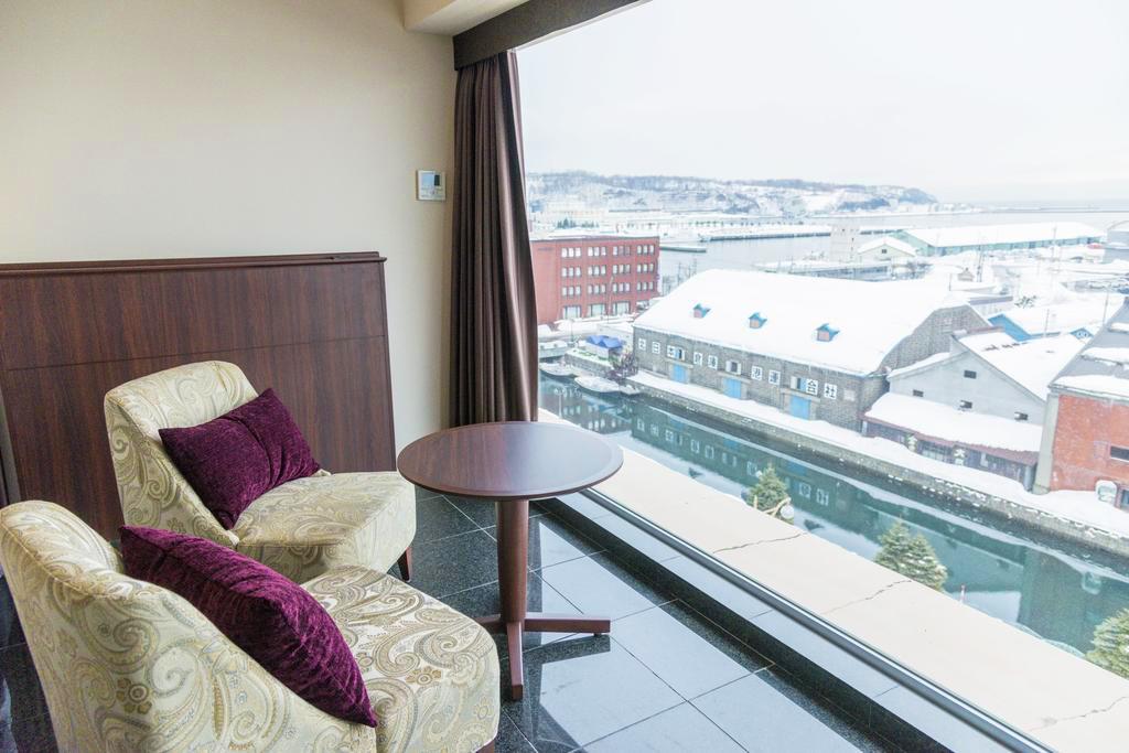 03 - Hotel Sonia Otaru - Room View