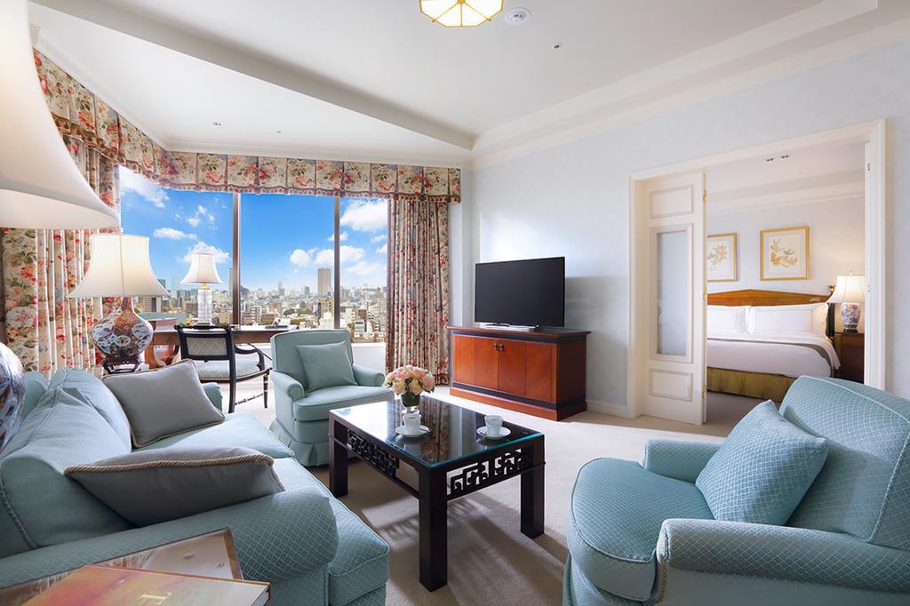 Hotel Chinzanso Tokyo - Room