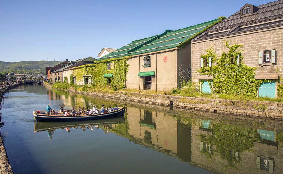 07 - Otaru Canal - Summer