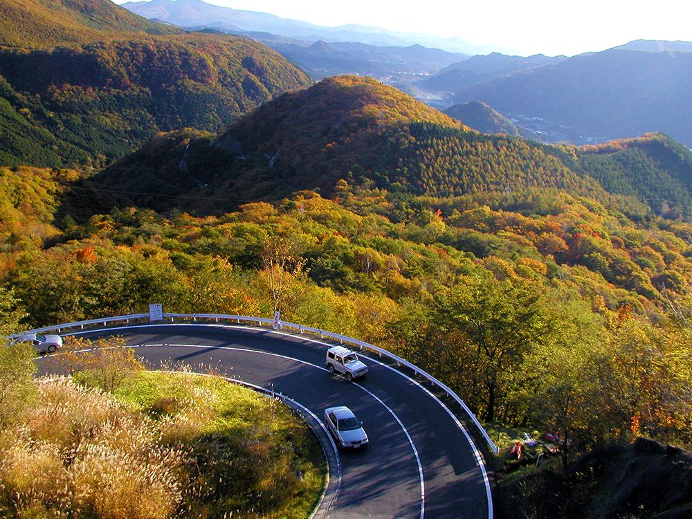 Irohazaka Winding Road 2