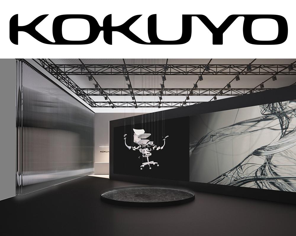 """KOKUYO """"ing"""" at Orgatech 2018"""