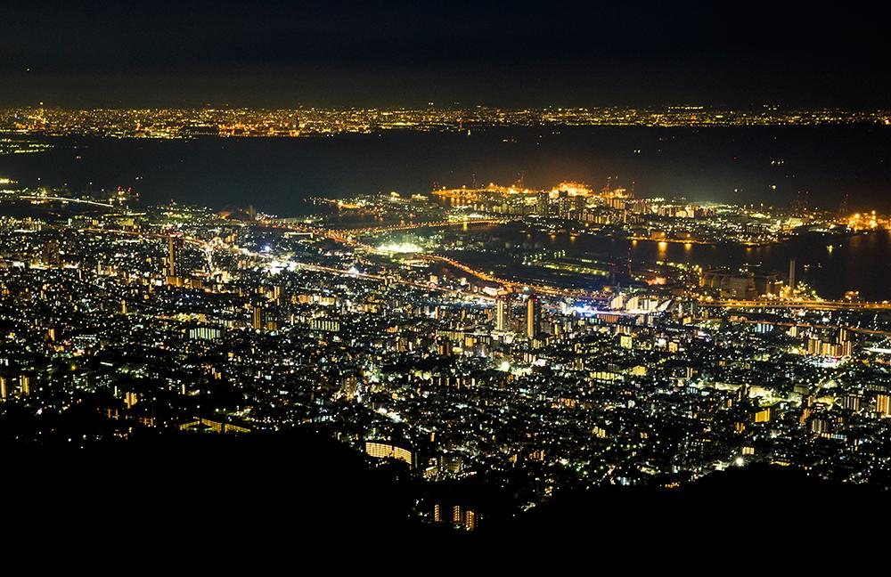 Kobe Nightscape