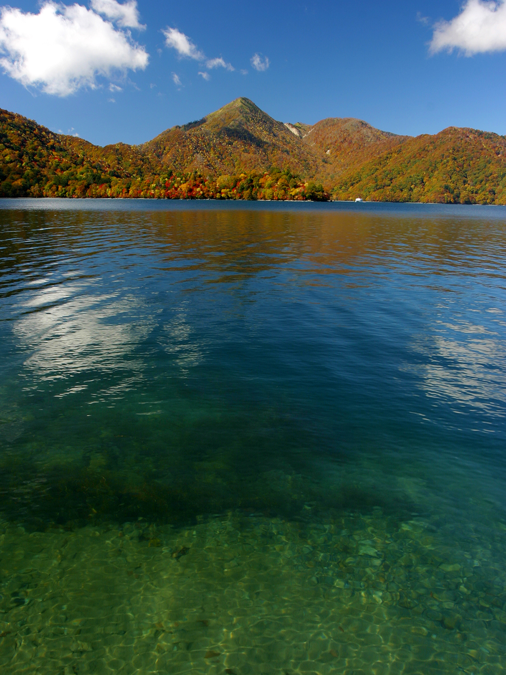 Lake Chuzenji in Nikko