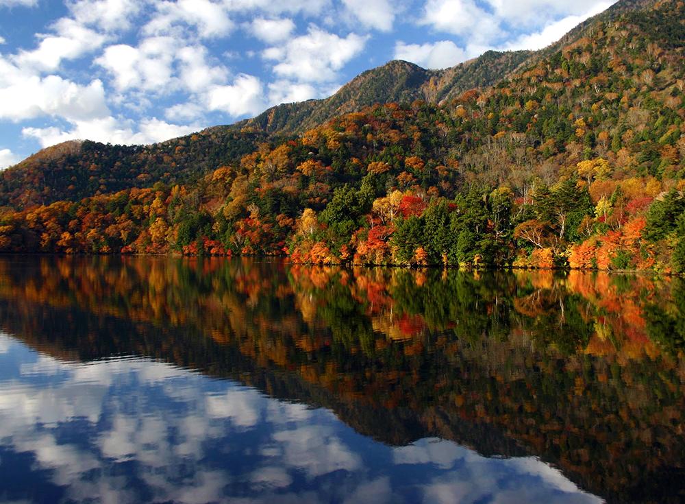 Lake Yunoko in Nikko