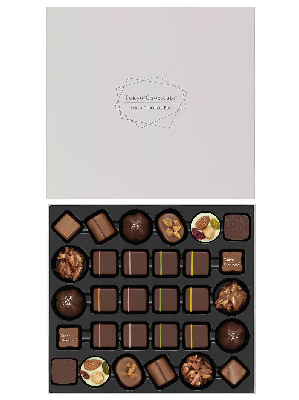 Mary Chocolate - Tokyo Chocolate Box